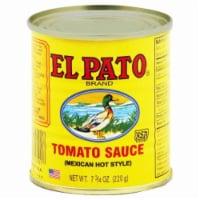 El Pato Hot Style Tomato Sauce