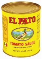El Pato Hot Tomato Sauce - 27 oz