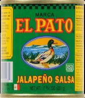 El Pato Jalapeno Salsa