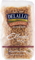 DeLallo Organic Whole Wheat Elbows