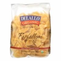 DeLallo Organic Farfalloni No.88 - 16 Oz