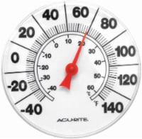 Acu-Rite® 8-Inch Basic Dial Thermometer