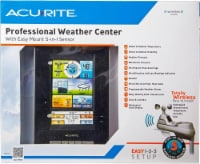 Kroger - Acu-Rite® Pro 5-In-1 Color Weather Station with