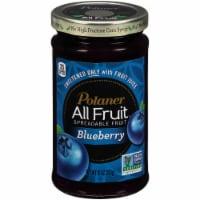 Polaner All Fruit® Blueberry Spreadable Fruit - 10 oz