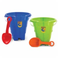 Amloid Beach Tools Castle Pail & Shovel Set - Assorted