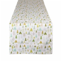 DII Holiday Woods Printed Table Runner - 1