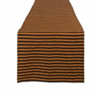 Design Imports CAMZ10896 14 x 108 in. Witchy Stripe Table Runner