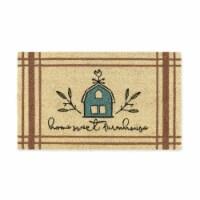 DII Home Sweet Farmhouse Doormat - 1
