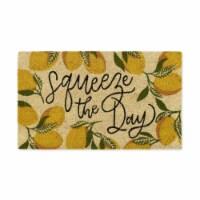DII Squeeze the Day Doormat - 1