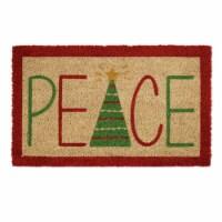 DII Peace Doormat - 1