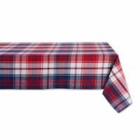 Dii Americana Plaid Tablecloth