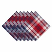 Dii Americana Plaid Napkin (Set Of 6) - 1