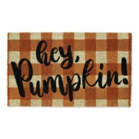 DII Hey Pumpkin Doormat - 1