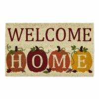 DII Welcome Home Pumpkins Doormat - 1