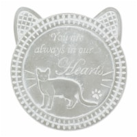 DII You Are Always In Our Hearts - Cat Memorial Stepping Stone - 1