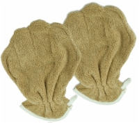 Design Imports 72582389999 Drying Pet Mitt - Pack of 2