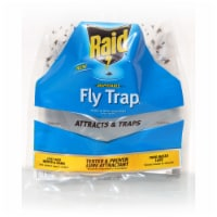 Raid® Disposable Fly Trap - 1 ct