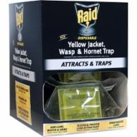 Raid® Disposable Yellow Jacket Wasp & Hornet Trap