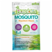 Bugables Insect Repellent Towelettes For Mosquitoes, Mosquitoes 2 pk - Case Of: 36; - Case of: 36