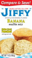 Jiffy Banana Muffin Mix
