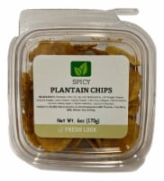 Torn & Glasser Spicy Plantain Chips