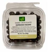 Torn & Glasser Dark Chocolate Espresso Beans - 12 oz