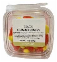 Torn & Glasser Gummi Peach Rings