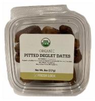 Torn & Glasser Organic Pitted Deglet Dates
