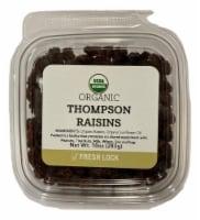 Torn & Glasser Organic Thompson Raisins - 10 oz