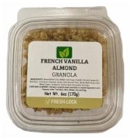 Torn & Glasser French Vanilla Almond Granola