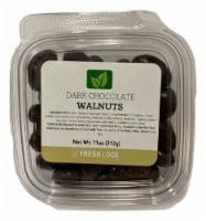 Torn & Glasser Dark Chocolate Walnuts