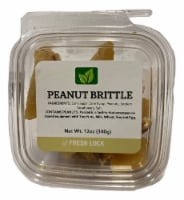 Torn & Glasser Peanut Brittle
