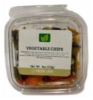 Torn & Glasser Vegetable Chips - 4 oz