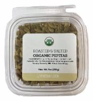 Torn & Glasser Roasted & Salted Organic Pepitas - 9 oz