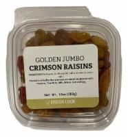 Torn & Glasser Golden Jumbo Crimson Raisins