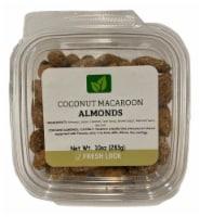 Torn & Glasser Coconut Macaroon Almonds - 10 oz