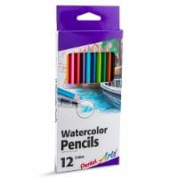 Pentel Arts Watercolor Pencils - 12 pk