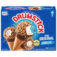 Nestle Drumstick Vanilla Sundae Cones