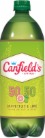 Canfield's 50/50 Grapefruit and Lime Soda