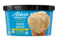 Alden's Organic French Vanilla Ice Cream