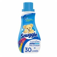 Snuggle SuperCare Sea Breeze Fabric Conditioner