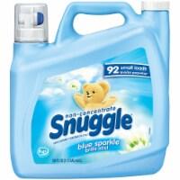 Snuggle Blue Sparkle Liquid Fabric Softener