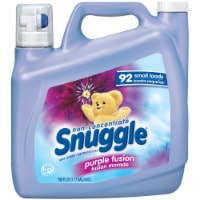 Snuggle Purple Fusion Liquid Fabric Softener