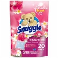Snuggle Scent Boosters Island Dreams Concentrated Scent Pacs