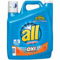 All Oxi with Stainlifters Oxi Liquid Laundry Detergent