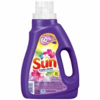 Sun Tropical Breeze Liquid Laundry Detergent