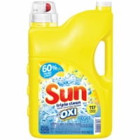 Sun Original Fresh Plus Oxy Triple Clean Liquid Laundry Detergent - 188 fl oz