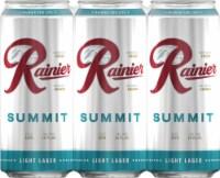 Rainier Summit Light Lager