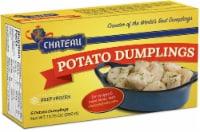 Chateau Potato Dumplings 6 Count - 13.75 oz