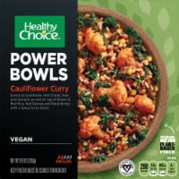 Healthy Choice Power Bowls Vegan Cauliflower Curry Frozen Meal